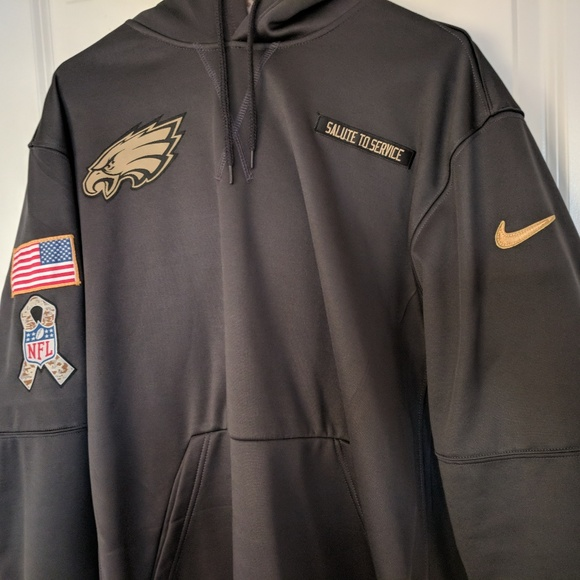 Philadelphia Eagles Salute To Service Hoodie. M 5ab4f8945512fd284ba289c8 2bad7b0a5
